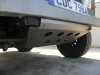 Paracolpi anteriore in acciaio inox